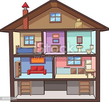 cartoon-house-interior-vector-id925382294?s=170667a House Interior Design Clip Art on house floor plan clip art, inside house clip art, house blueprint clip art,