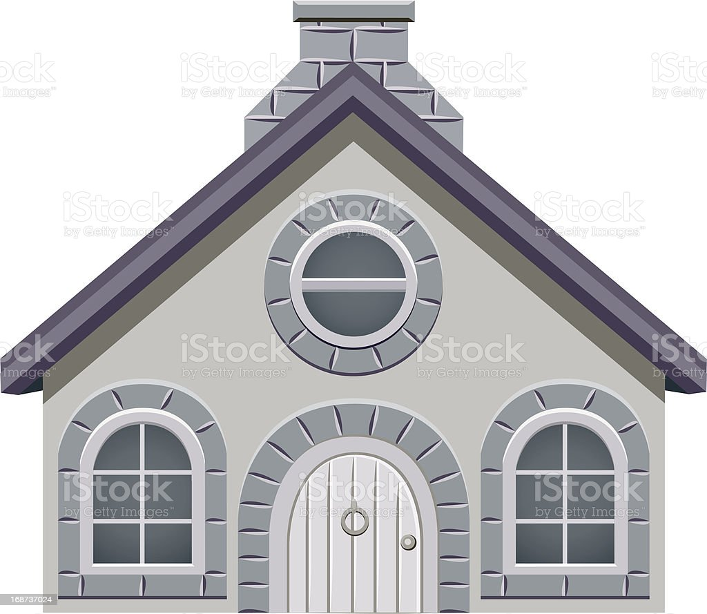 Cartoon House royalty-free cartoon house stock vector art & more images of architecture