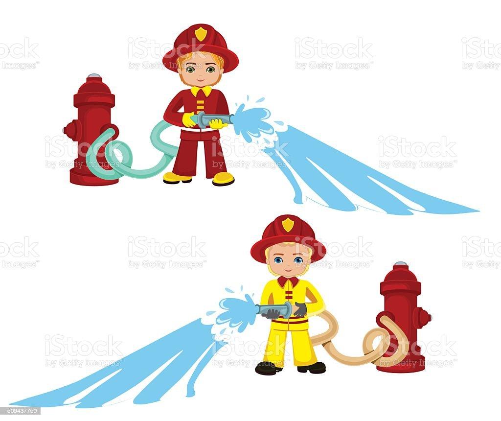 ilustraci u00f3n de ilustraci u00f3n de dibujos animados de bombero firefighter clip art free images firefighter clipart emblem