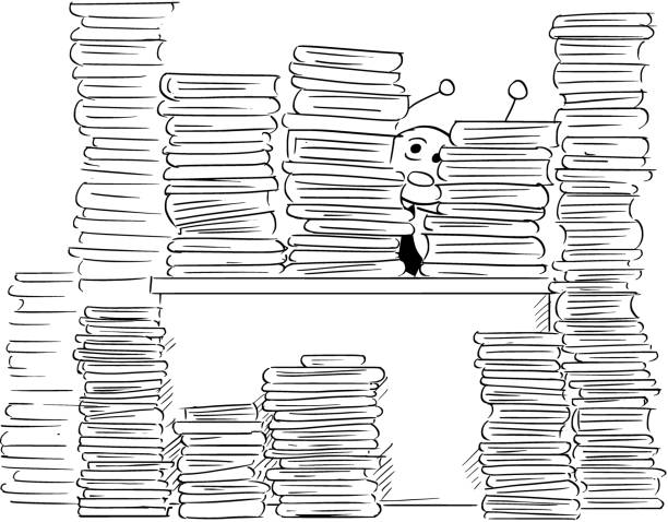 Best Cartoon Of The Accounting Ledger Illustrations