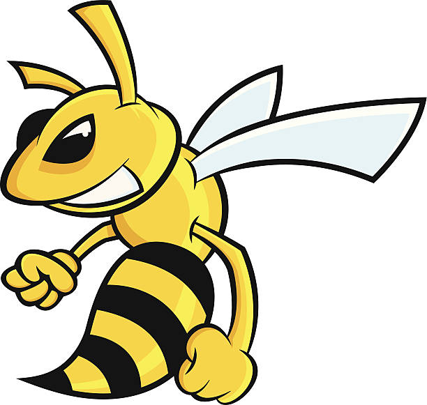 Royalty Free Hornet Clip Art, Vector Images ...