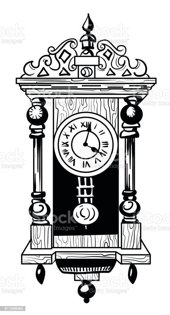 Bildresultat för tecknade bilder på klockor
