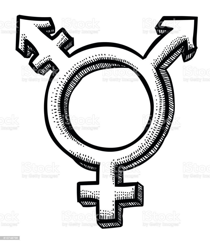 den tecknade kön