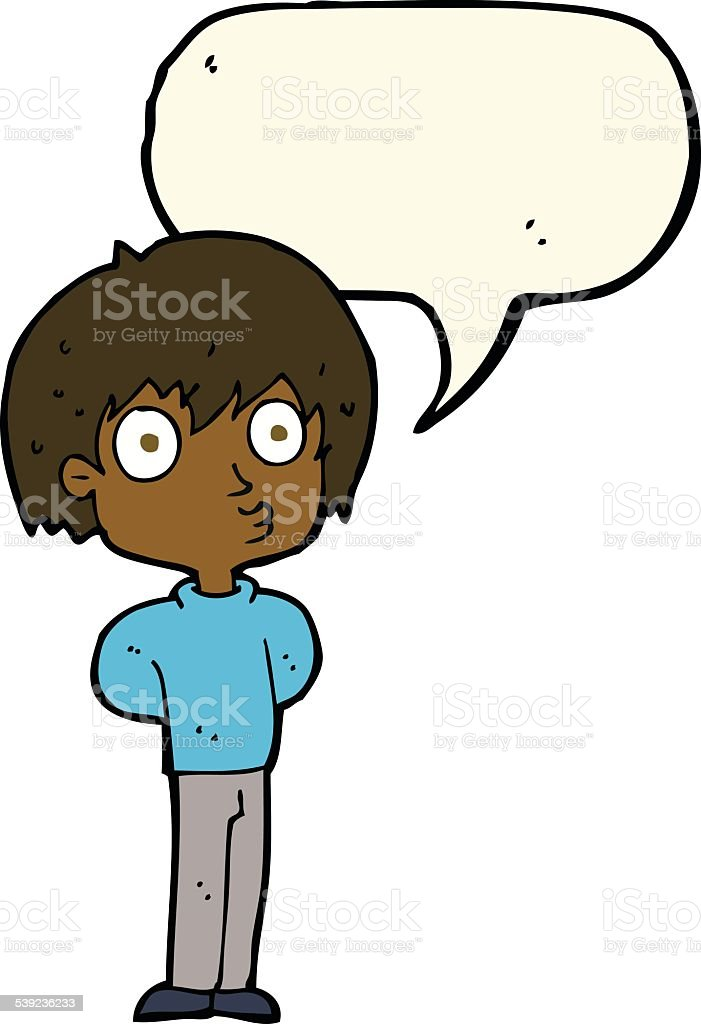 cartoon impressed boy with speech bubble royalty-free cartoon impressed boy with speech bubble stock vector art & more images of adult