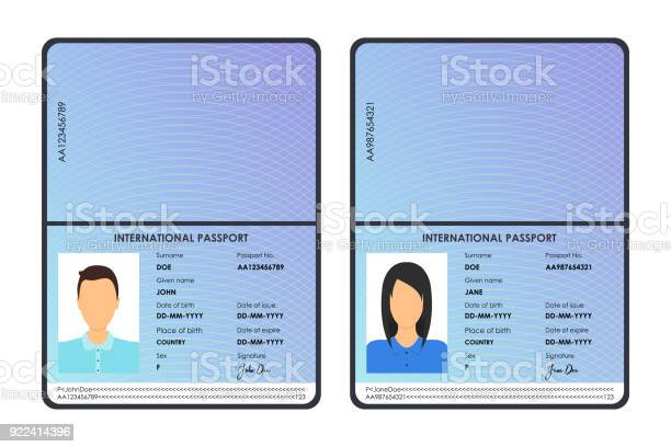 Cartoon international male and female passports set vector vector id922414396?b=1&k=6&m=922414396&s=612x612&h=injejricd99yk1zwfwow naurnp6wunx 2zhffuhzds=