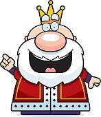 Cartoon King Idea