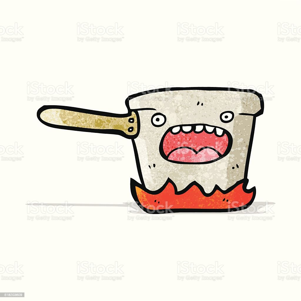 Dessin Casserole Cuisine dessin animé une casserole de cuisine – cliparts vectoriels et plus