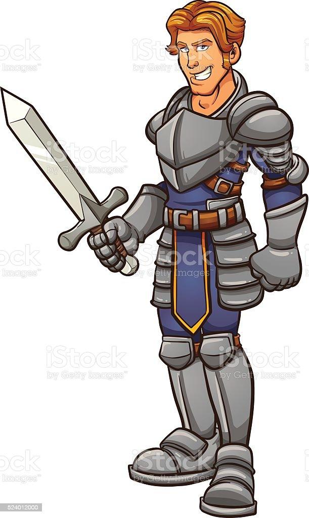 Chevalier dessin anim cliparts vectoriels et plus d 39 images de armure traditionnelle 524012000 - Dessin armure ...