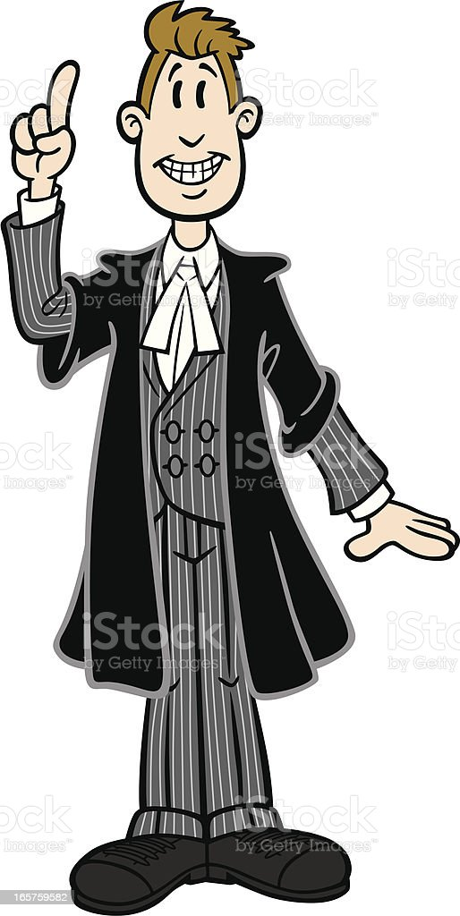 Cartoon Lawyer royalty-free cartoon lawyer stock vector art & more images of adult