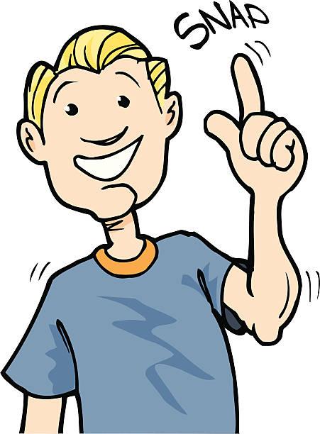 Best Finger Snap Illustrations, Royalty-Free Vector ...