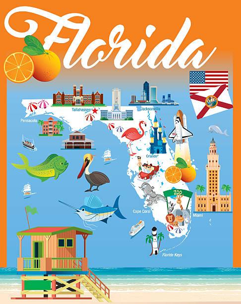 Royalty Free Florida Keys Clip Art, Vector Images ...