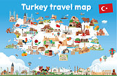 Cartoon map of TURKEY I have used  http://legacy.lib.utexas.edu/maps/middle_east_and_asia/turkey_physio-2006.jpg