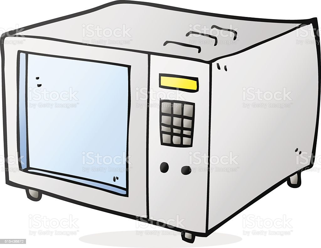 royalty free microwave clipart clip art vector images rh istockphoto com microwave clipart black and white microwave clip art free