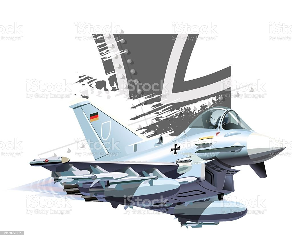 カットイラスト軍事航空機 おもちゃのベクターアート素材や画像を多数