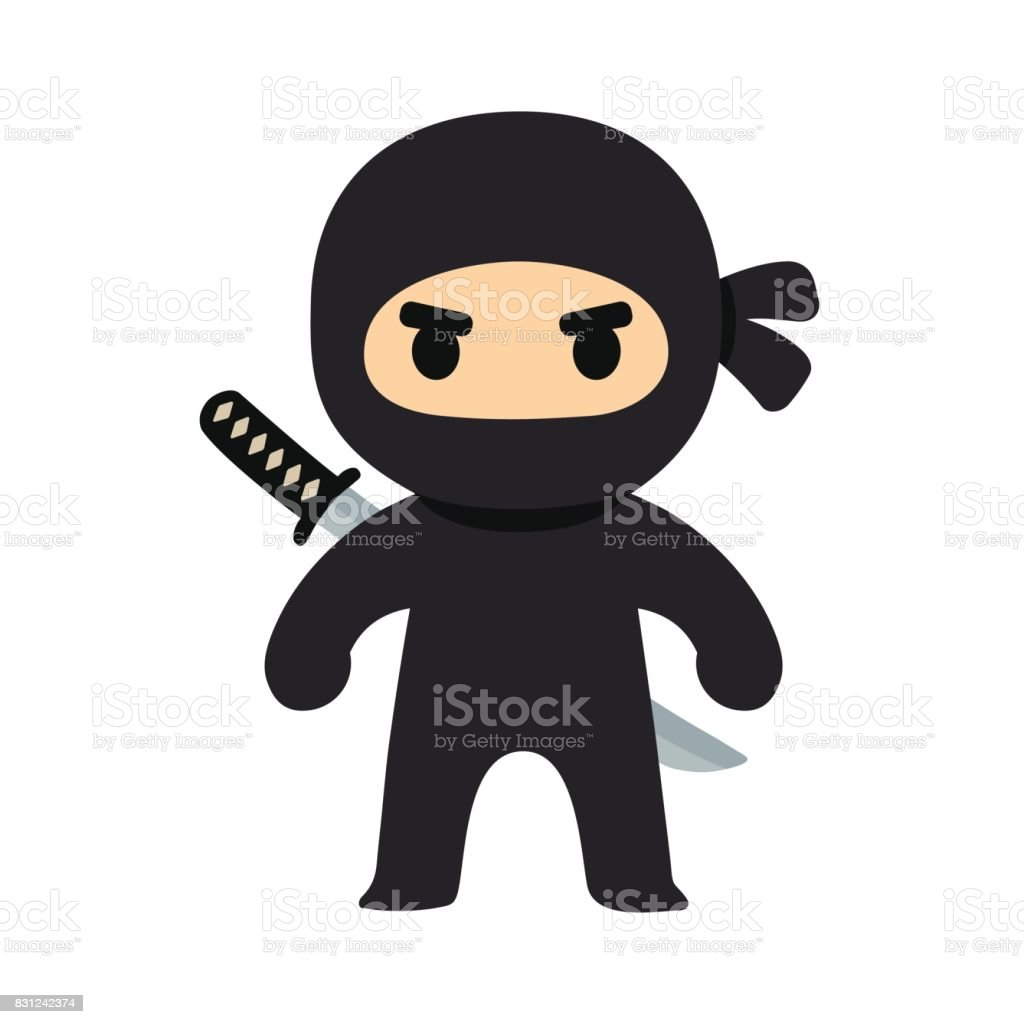 top 60 ninja clip art vector graphics and illustrations