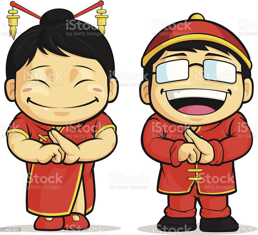 China People Clip Art - Clipart Library •