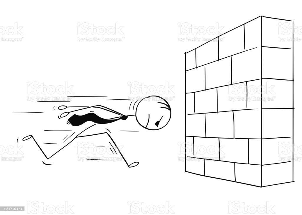 Gegen Die Wand Laufen