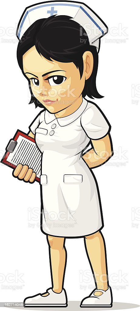 Cartoon of Nurse royalty-free cartoon of nurse stock vector art & more images of accidents and disasters