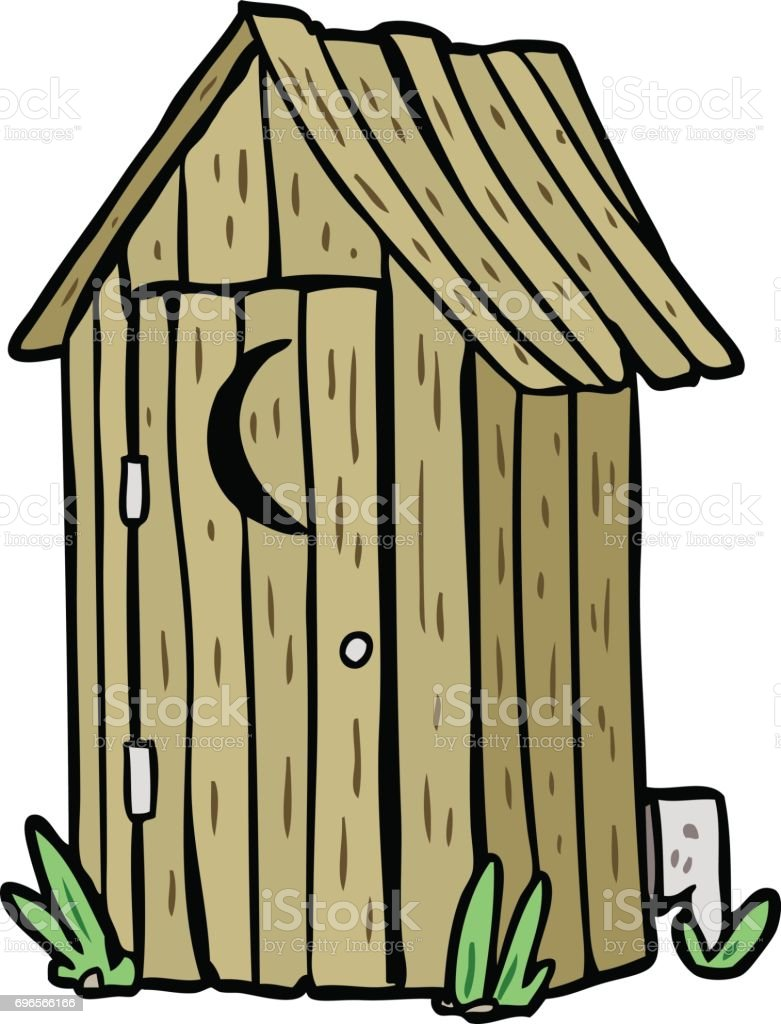 royalty free western toilet clip art vector images illustrations rh istockphoto com outhouse clip art free