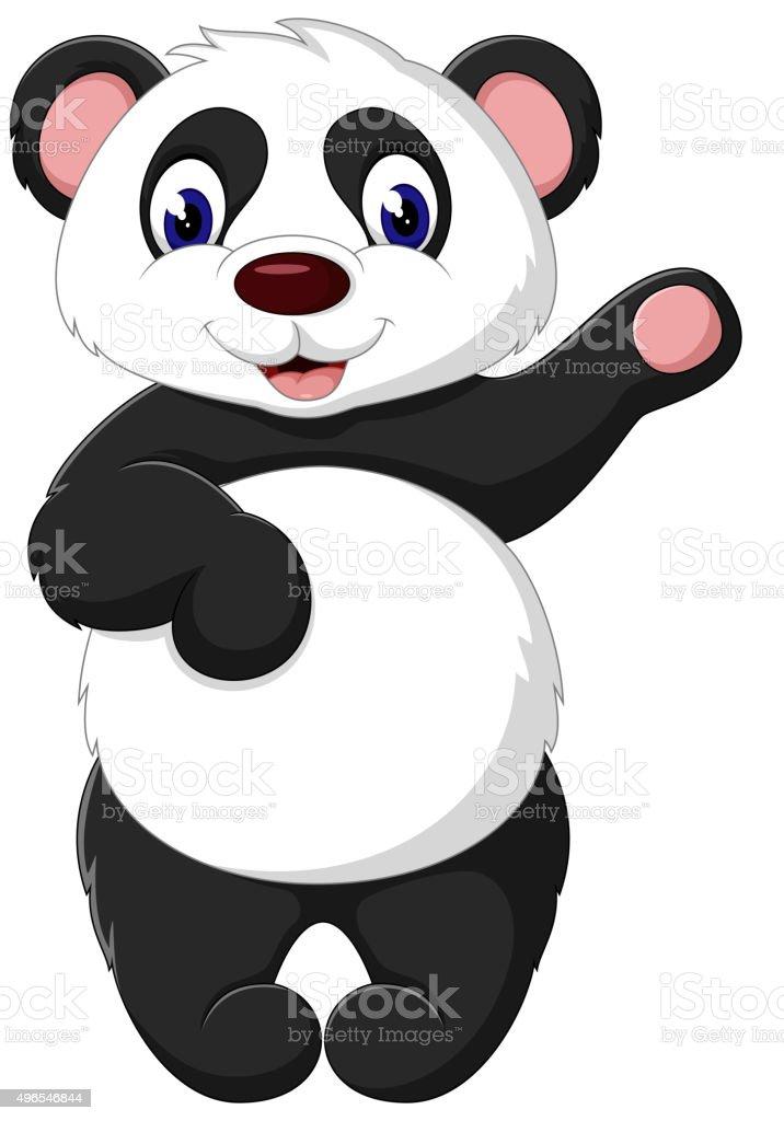 Panda Dessin Animé Vecteurs Libres De Droits Et Plus Dimages Vectorielles De 2015