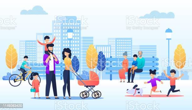 Cartoon people walking in urban park illustration vector id1149263420?b=1&k=6&m=1149263420&s=612x612&h=mtdbj2rcfzl6lvo0rylq6mejabum0xpclmm1pasaeys=