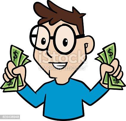 More Money Than Sense Cartoons and Comics - funny pictures ... |More Money Cartoon