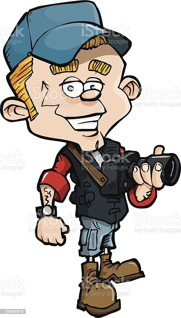 royalty free sports photographer clip art vector images rh istockphoto com photography clipart free photograph clipart