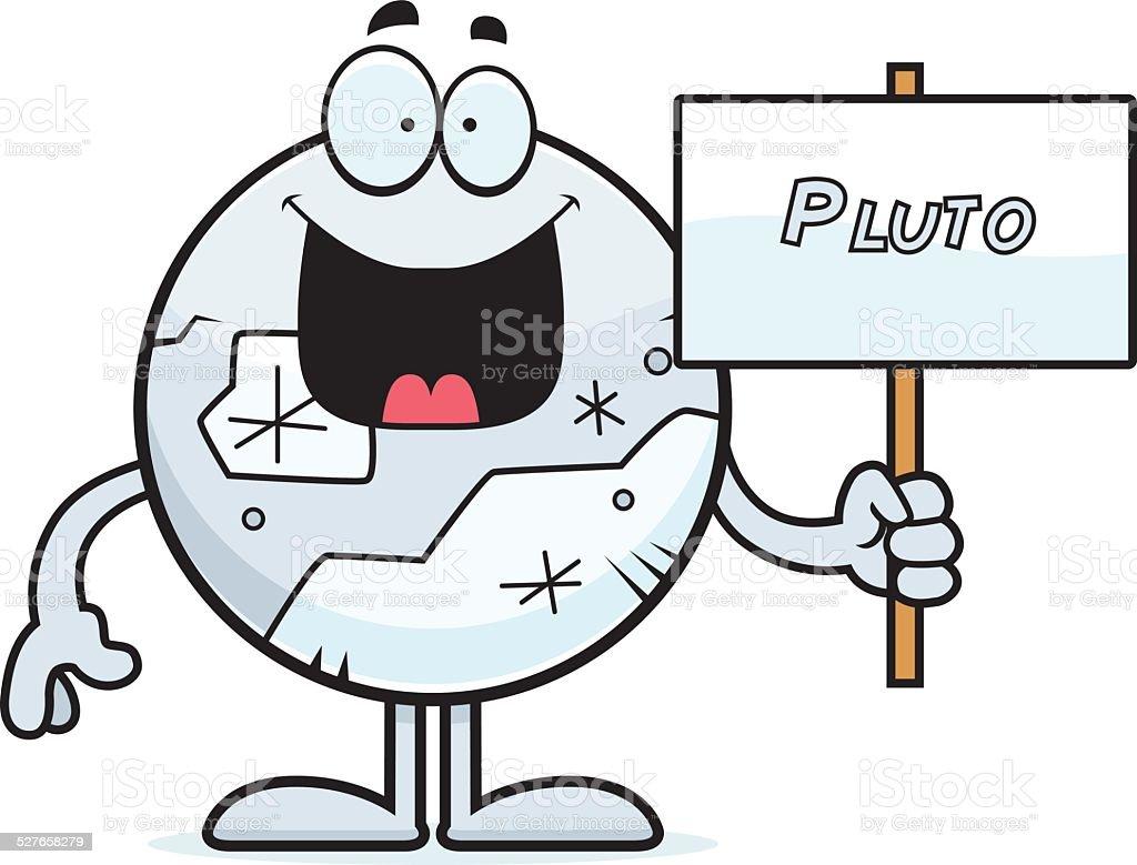 royalty free pluto dwarf planet clip art vector images rh istockphoto com pluto clipart pluto clipart