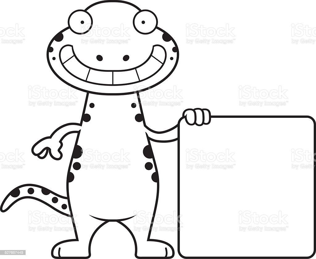 Salamandre Dessin Anime De Vecteurs Libres De Droits Et Plus D Images Vectorielles De Amphibien Istock
