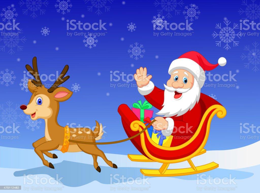 Dibujos De Renos De Navidad. Dibujos De Renos Para