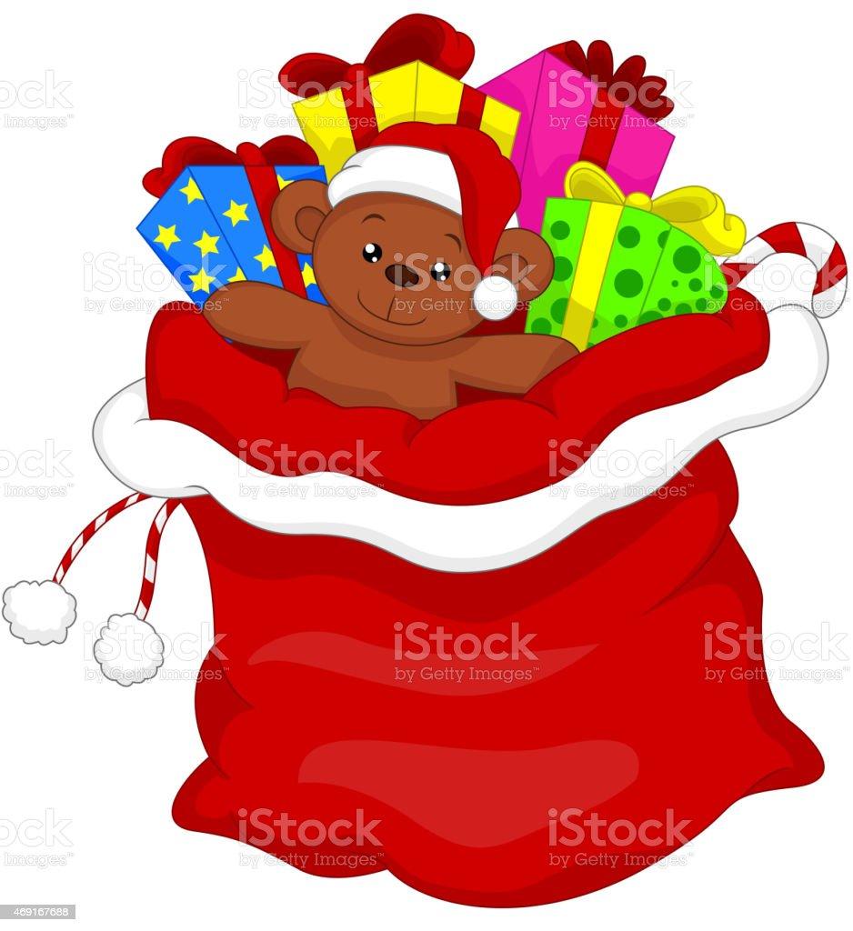 Cartoon Christmas Toys : Cartoon christmas gift bags ankaperla