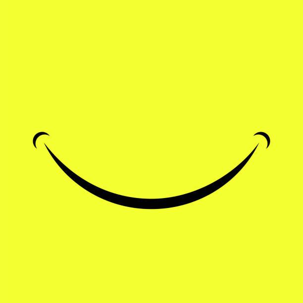 笑顔の漫画のロゴ - 笑顔点のイラスト素材/クリップアート素材/マンガ素材/アイコン素材