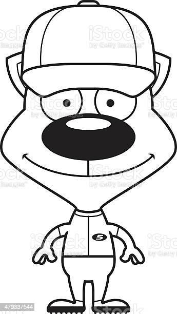 Cartoon smiling baseball player kitten vector id479337544?b=1&k=6&m=479337544&s=612x612&h=qdup2yfxhamnktjotlokquhpzemmhetoxk9ulo4xquu=