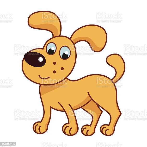 Cartoon smiling golden puppy cute funny naughty dog vector id508884412?b=1&k=6&m=508884412&s=612x612&h=ijzbodx2jkmxfh8yzfqzpsxqcpum6fbrokv8qj2spwm=