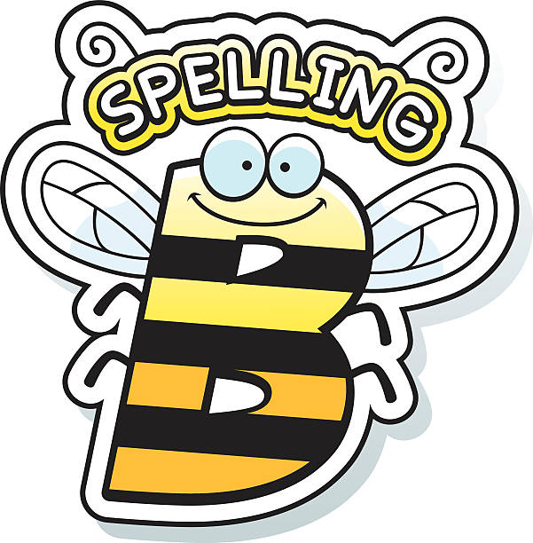 Top 60 Spelling Bee Clip Art, Vector Graphics and ...