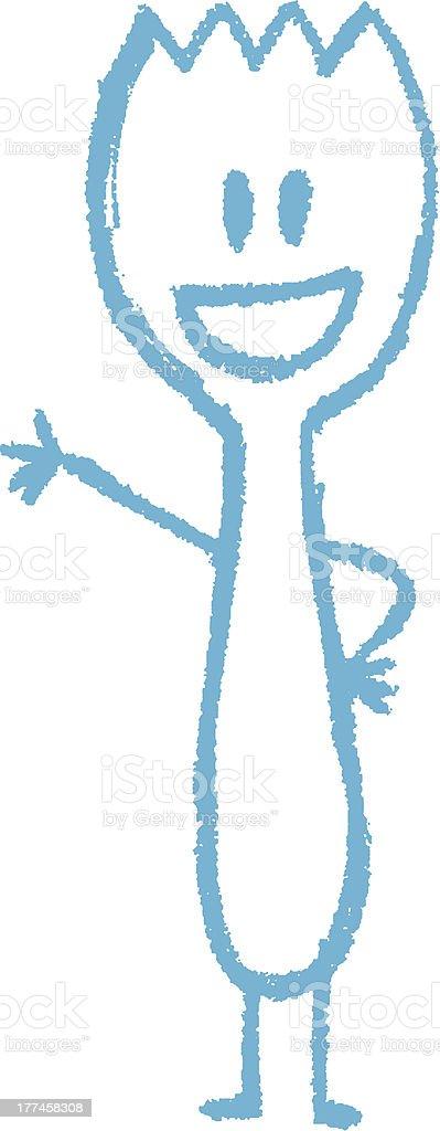 Spork Clip Art