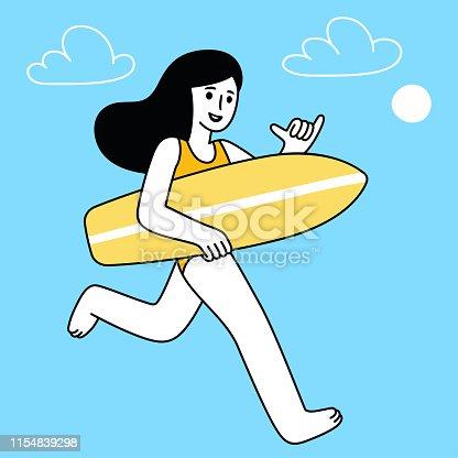 583830686istockphoto Cartoon surfer girl 1154839298