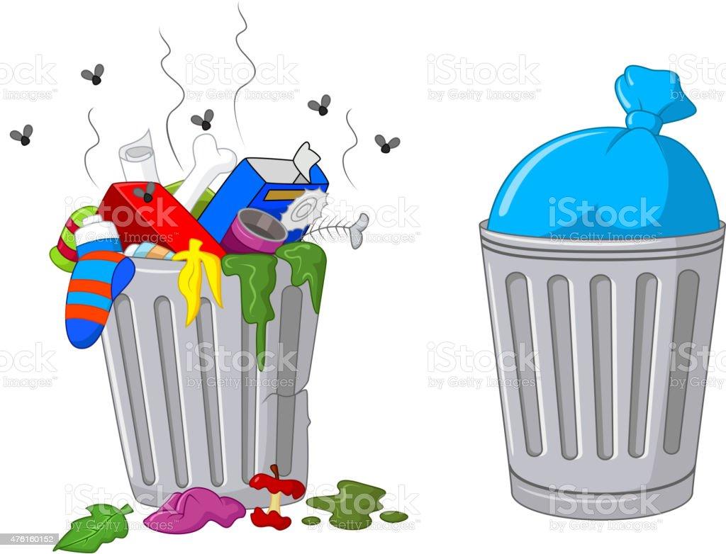 Dessin de poubelle cliparts vectoriels et plus d 39 images de 2015 476160152 istock - Dessin de poubelle ...