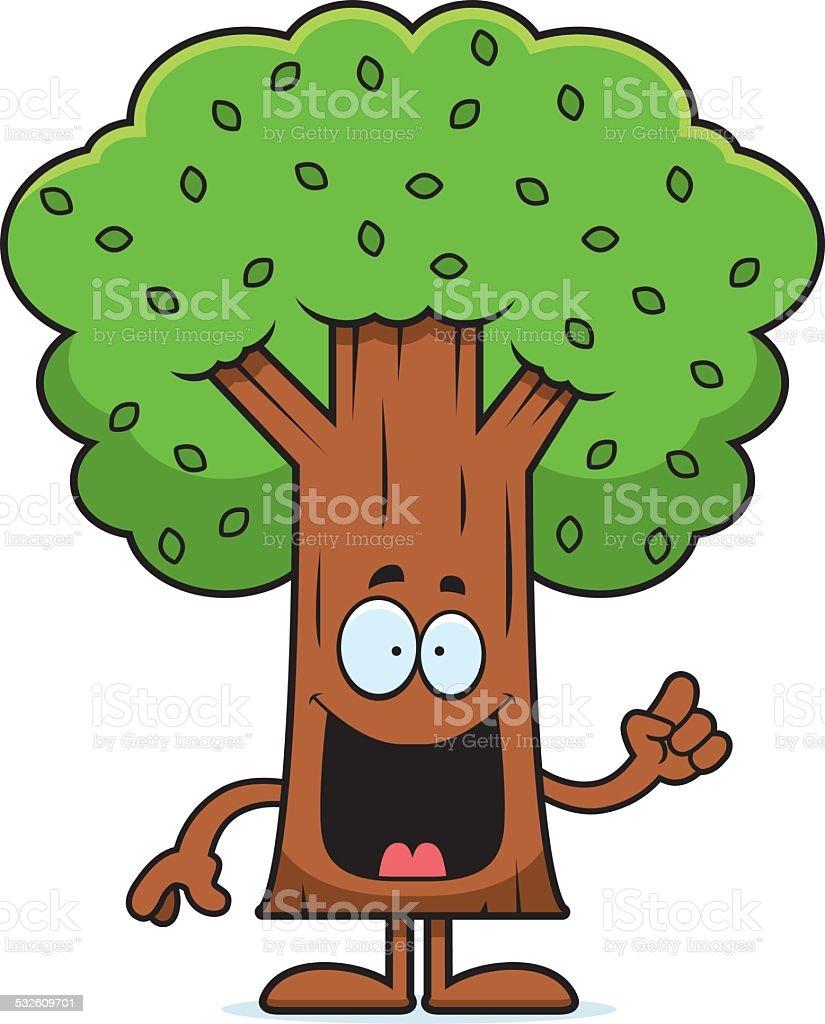 royalty free talking tree clip art vector images illustrations rh istockphoto com clip art talking bible clip art talking on phone