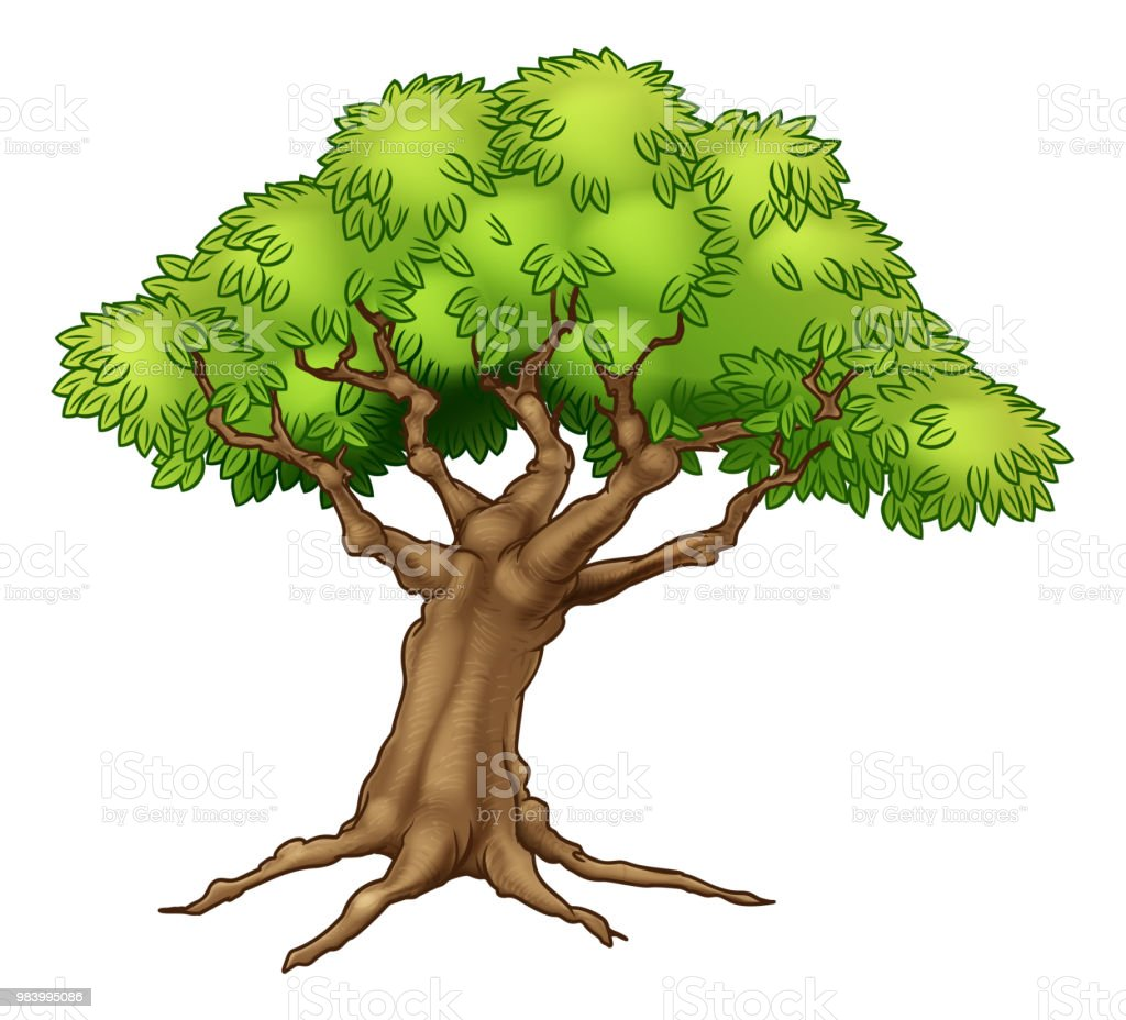 Cartoon Tree Stock Illustration Download Image Now Istock Browse our cartoon tree trunk images, graphics, and designs from +79.322 free vectors graphics. cartoon tree stock illustration download image now istock