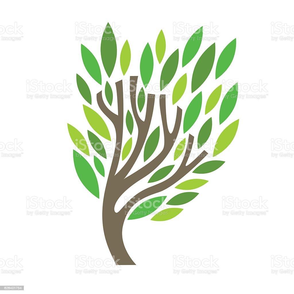 cartoon tree vector stock vector art 626401754 istock
