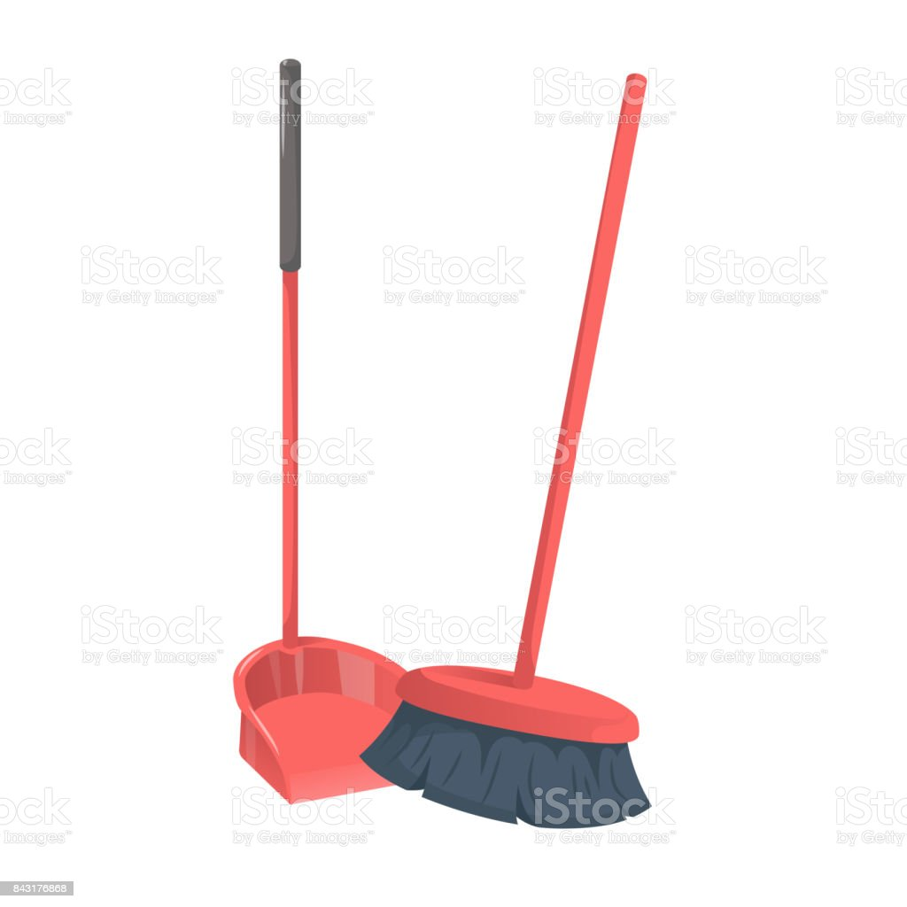 Fancy Broom And Dustpan Stock Photos Freeimages Com