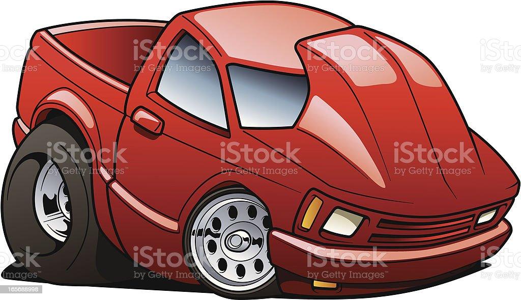 Cartoon Truck royalty-free cartoon truck stock vector art & more images of car