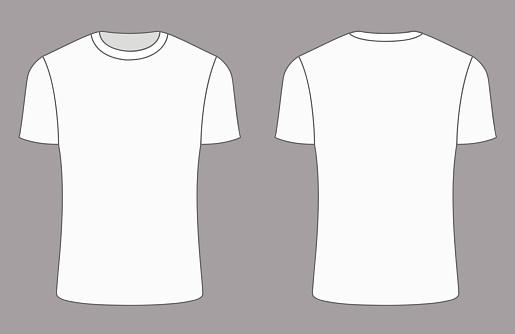 Camiseta de dibujos animados