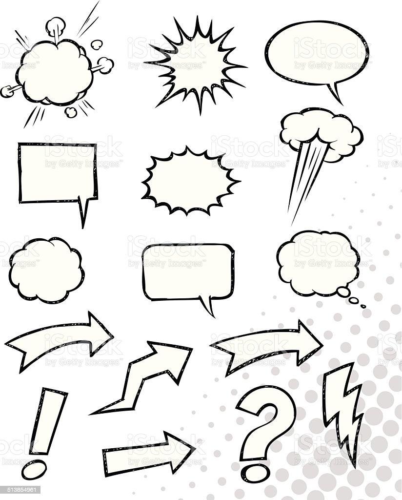 cartoon vector art illustration