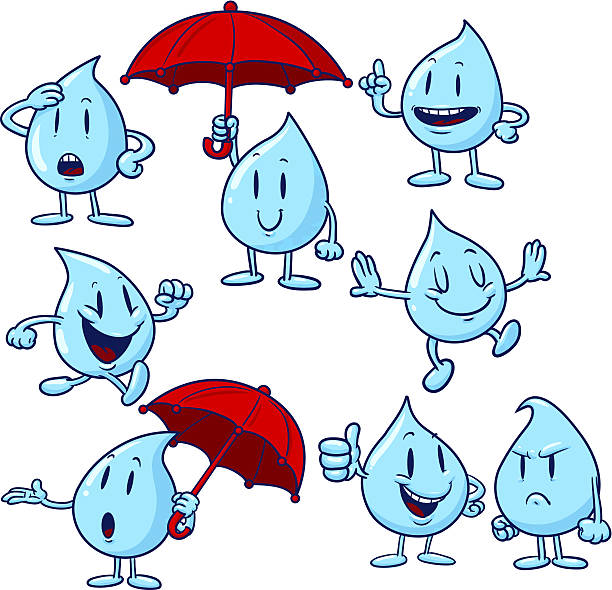 Royalty Free Water Dance Clip Art, Vector Images ...