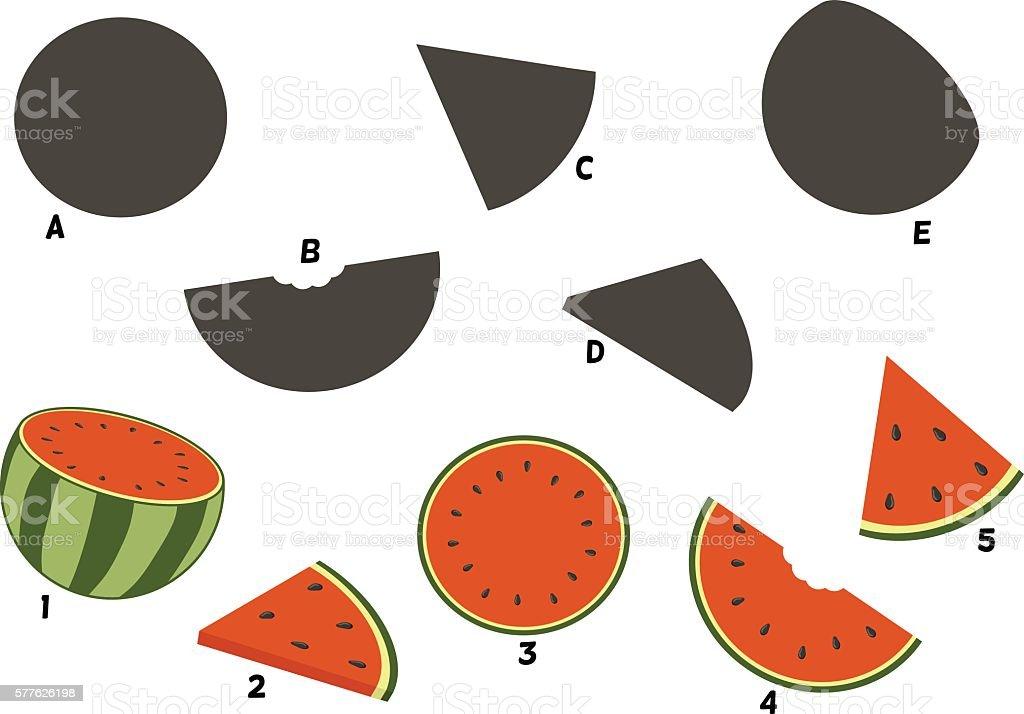 Comic Wassermelone Stock Vektor Art Und Mehr Bilder Von Abnehmen