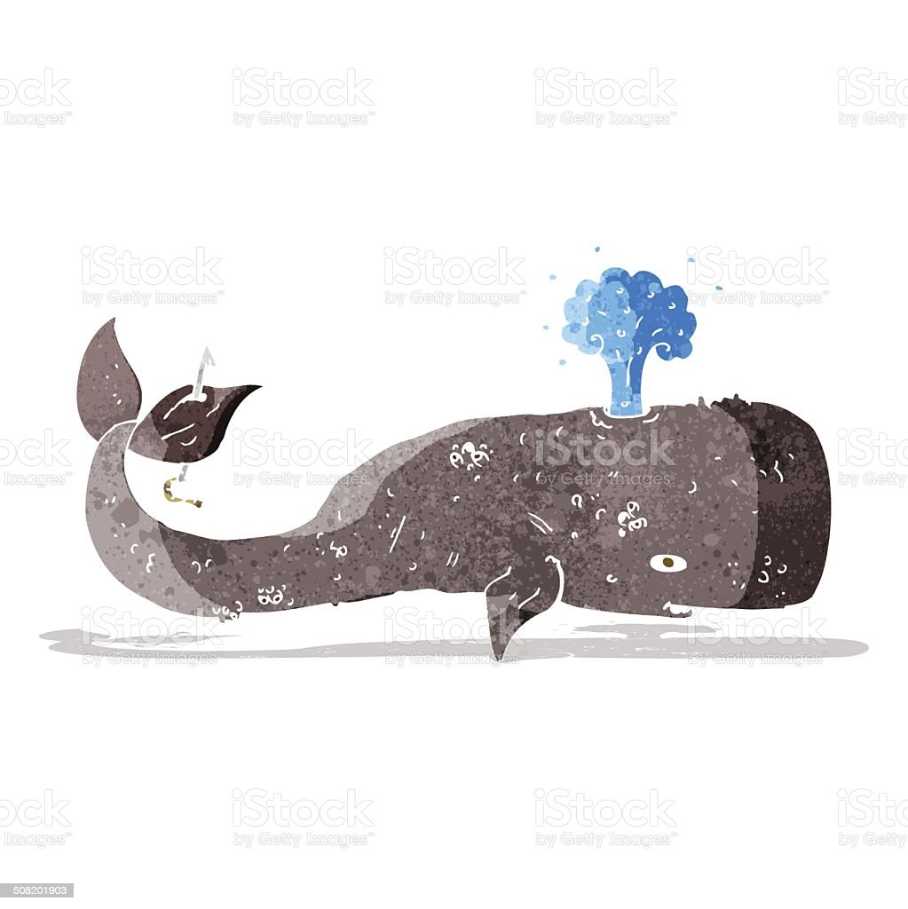 Cartoon Whale Stock Illustration Download Image Now Istock