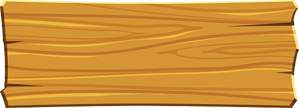 Wood texture cartoon clip art vector images
