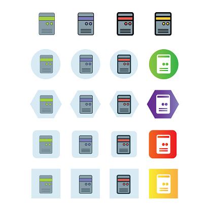 case computer icon